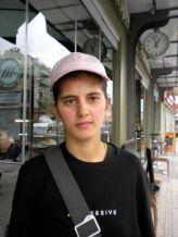 Monika, The Romanian Immigrant