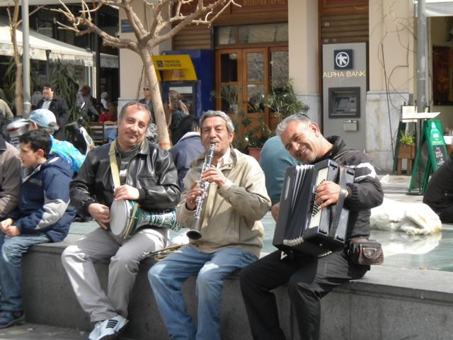 Musicians! Musicians! Everywhere