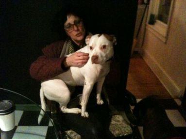 Jazmine. A Highly Intuitive Dog